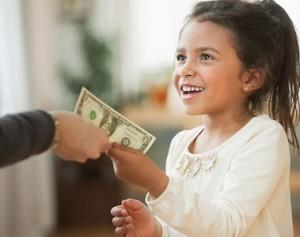 Dạy trẻ cách tiêu tiền, day tre cach tieu tien