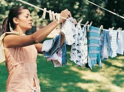 Lưu ý khi bảo quản quần áo của trẻ, luu y khi bao quan quan ao cua tre