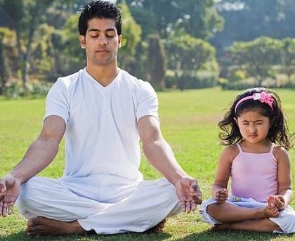 Lợi ích khi tập yoga đối với trẻ nhỏ, loi ich cua tap yoga doi voi tre
