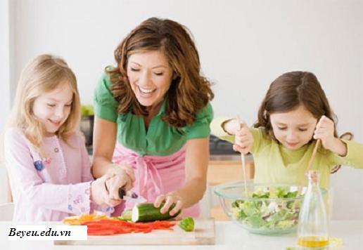 Phương pháp dạy con kĩ năng sống, phuong phap day con ve ki nang song
