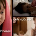 Biểu hiện và cách phòng viêm mũi dị ứng ở trẻ
