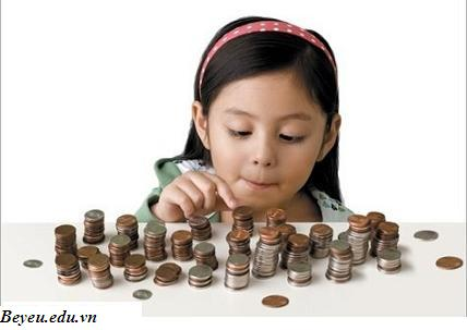 Cần dạy trẻ bài học tiết kiệm tiền hiệu quả, Can day tre bai hoc tiet kiem tien hieu qua