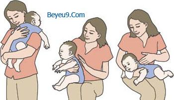 Cách xử lý khi trẻ bị đau bụng hiệu quả