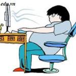 Sử dụng máy tính tăng nguy cơ béo phì, su dung may tinh tang nguy co beo phi