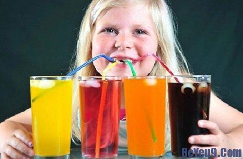Top những loại thực phẩm không tốt cho trẻ nhỏ cần chú ý