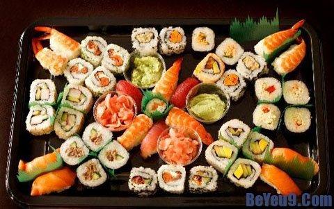 Hướng dẫn làm sushi tại nhà chuẩn hương vị Nhật Bản, Cách làm sushi ngon và đẹp