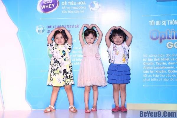 Một chế độ dinh dưỡng giàu DHA, ARA, Lutein… tốt cho trí não và đạm Whey, chất xơ giúp bé tiêu hóa, hấp thu tốt là bí quyết giúp trẻ thông minh