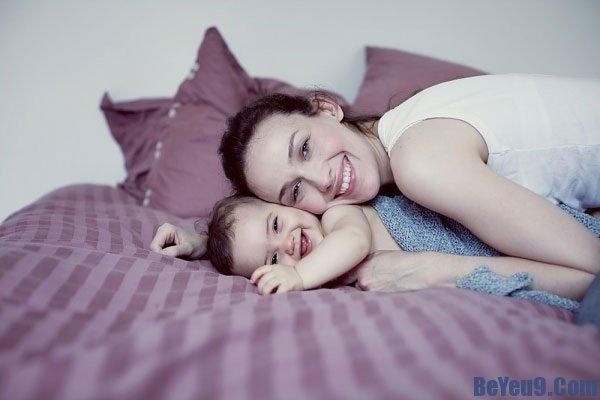Bí quyết nâng cao sức đề kháng cho trẻ mẹ cần biết