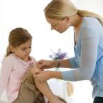 Xử lý một số vết thương do tai nạn hàng ngày ở trẻ
