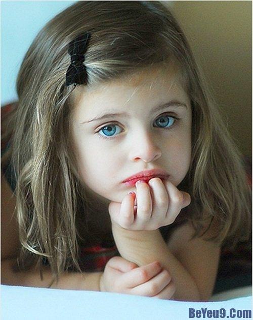 Bí quyết chăm sóc tóc đẹp cho trẻ