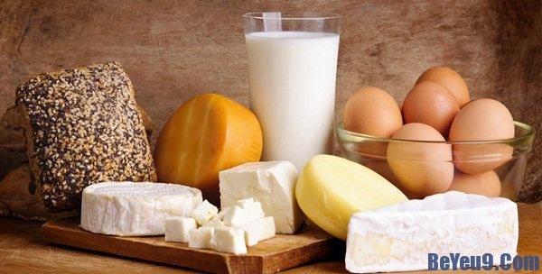 Những thực phẩm cần thiết cho sự phát triển của trẻ